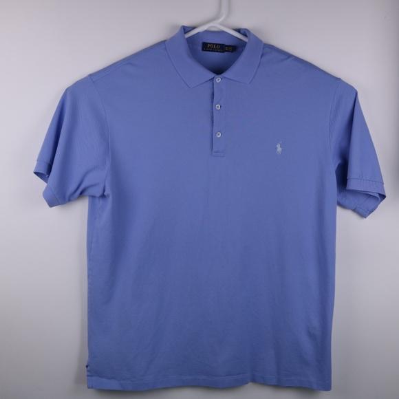92e41ba6 Polo by Ralph Lauren Shirts | Polo Ralph Lauren Shirt Size Xlt Blue ...